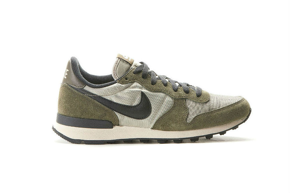 Nike Internationalist Dark Loden Black