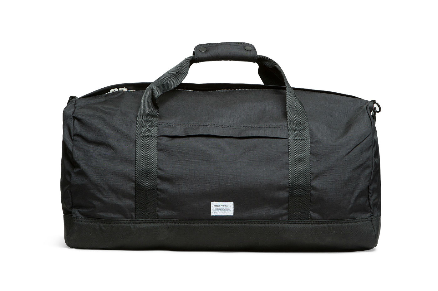 norse projects duffel bag