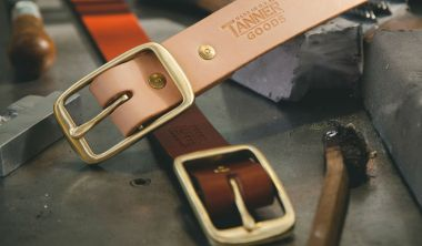 Tanner goods Premium Hand-Cast Buckles