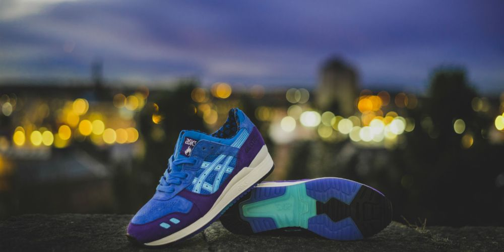 "Hanon x ASICS Tiger ""Solstice "" Gel Lyte III 25th Anniversary Edition 2015"