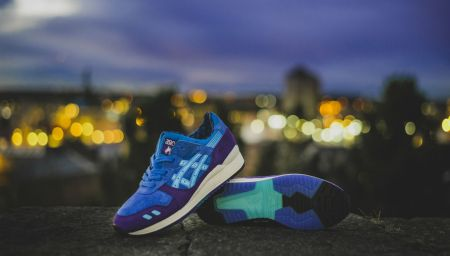 "Hanon x ASICS Tiger ""Solstice"" Gel Lyte III 25th Anniversary Edition"