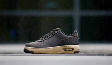 Nike Air Force 1 Elite Black Tawny