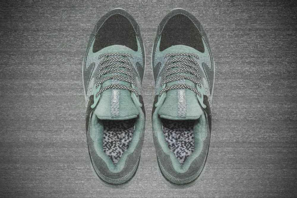 Saucony 'White Noise' x END Clothing