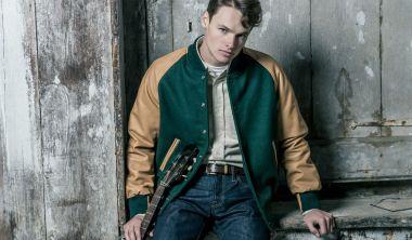 Harry Stedman x Golden bear Varsity Jackets