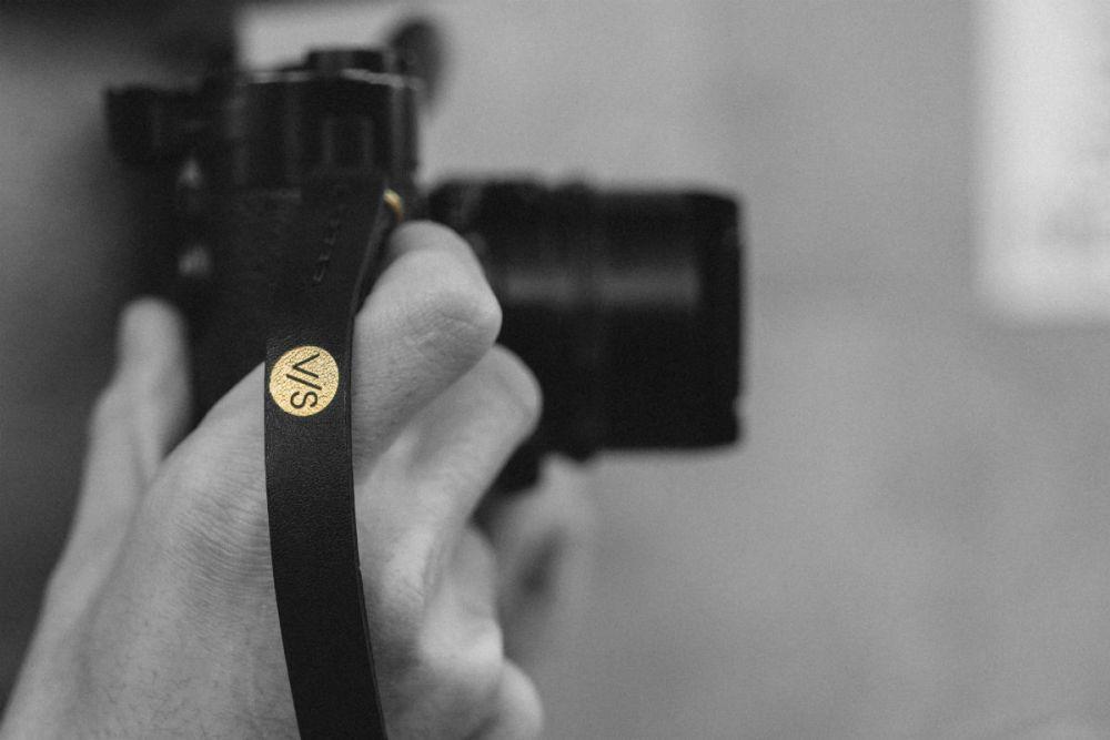 KILLSPENCER x Van Styles Camera Wrist Strap