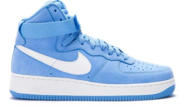 Nike Air Force 1 Hi Retro QS University Blue