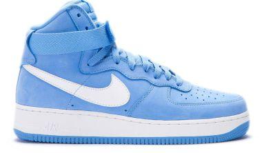Nike Air Force 1 Hi Retro QS University Blue