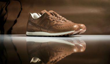 New Balance x Grenson M576GRB Brogue · Sneakers Blair Massari 8693601c8b