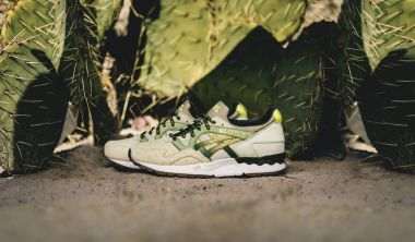 asics x feature prickly pear
