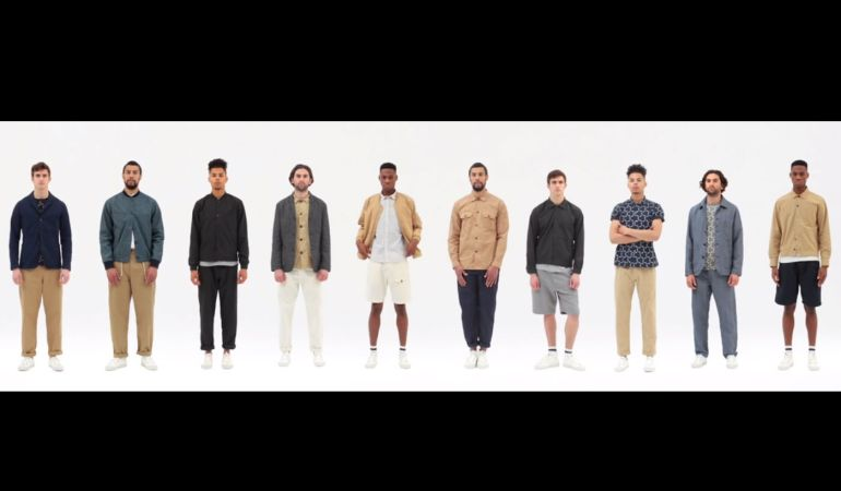 Universal Works Clothing 'Not Another Catwalk' Spring/Summer '16