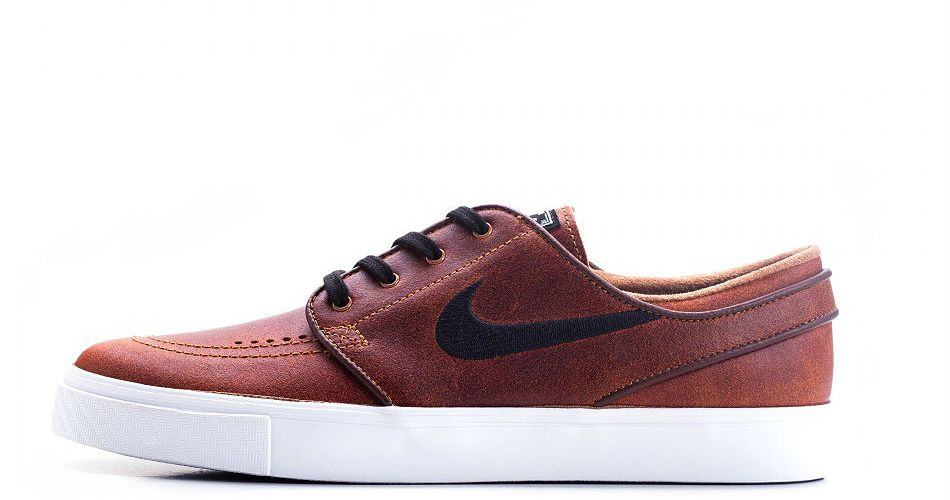 Nike SB Zoom Stefan Janoski Elite Ale Brown