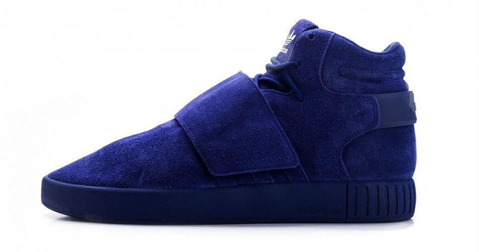 "adidas Tubular Invader Strap ""Dark Blue"""