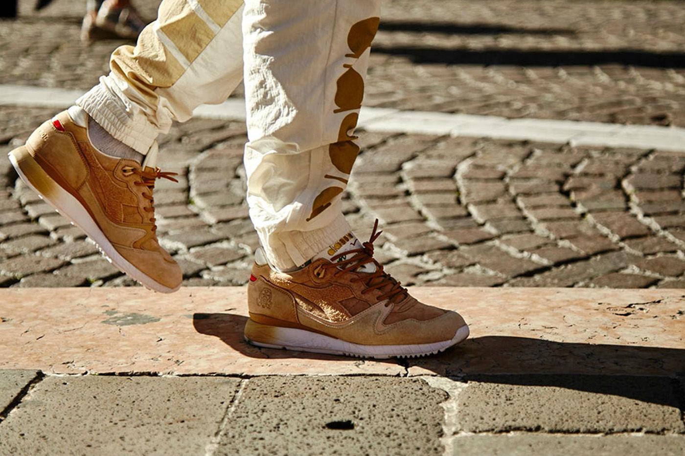 d15733b165 Footpatrol x Diadora V7000  Machiatto  · sneaker freaker ...