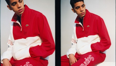 Supreme and Lacoste Reveal Spring 2017 Lookbook