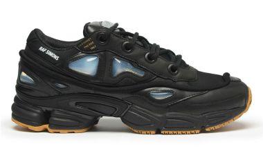 Raf Simons Ozweego Bunny Black Sneakers