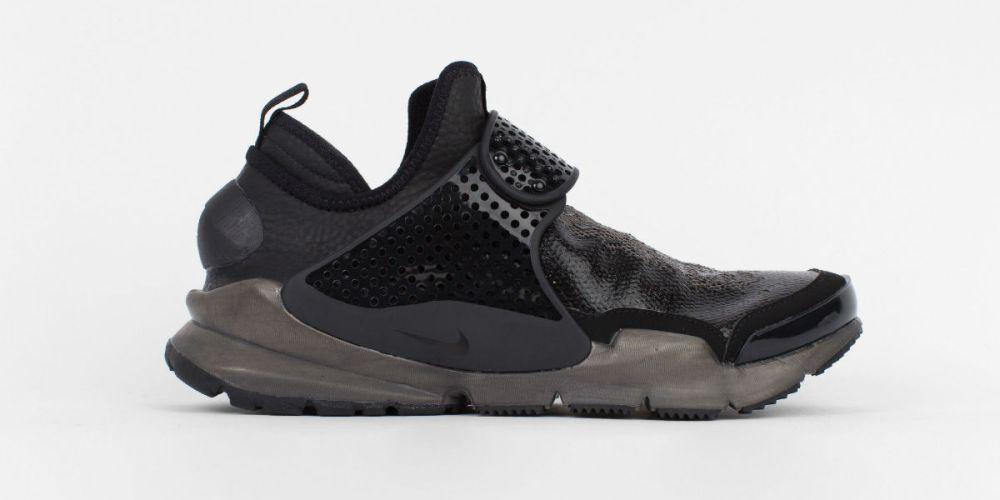 Nike Sock Dart Mid Stone Island Black/Sail