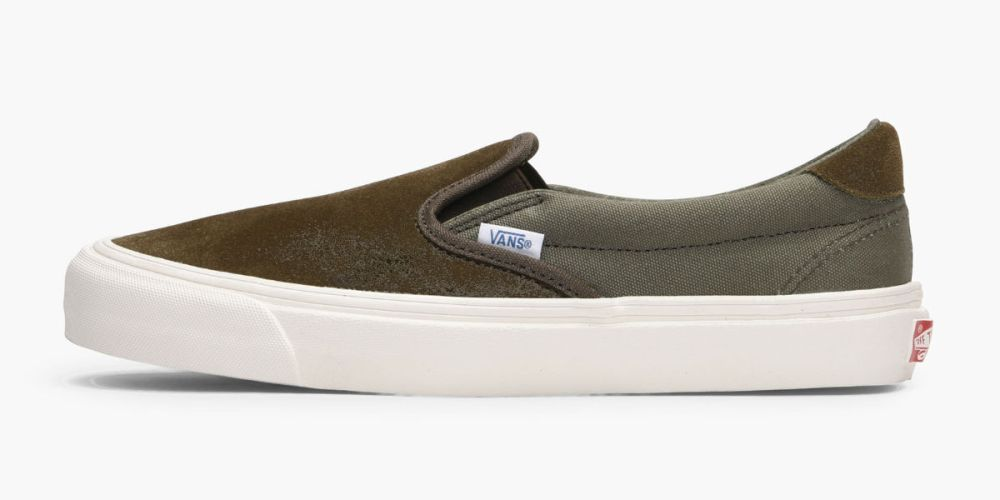 Vans Vault OG Slip-On 59 LX Tarmac Grape