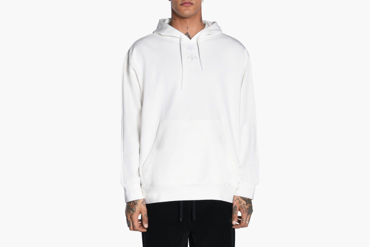 adidas Originals by Alexander Wang Logo Hoodie