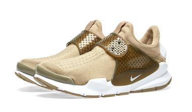 Nike Sock Dart KJCRD Khaki/White