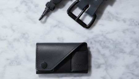 Tanner Goods presents the Charcoal Collection