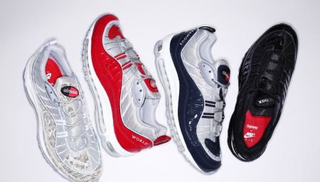 A Brief History of The Nike Air Max 98