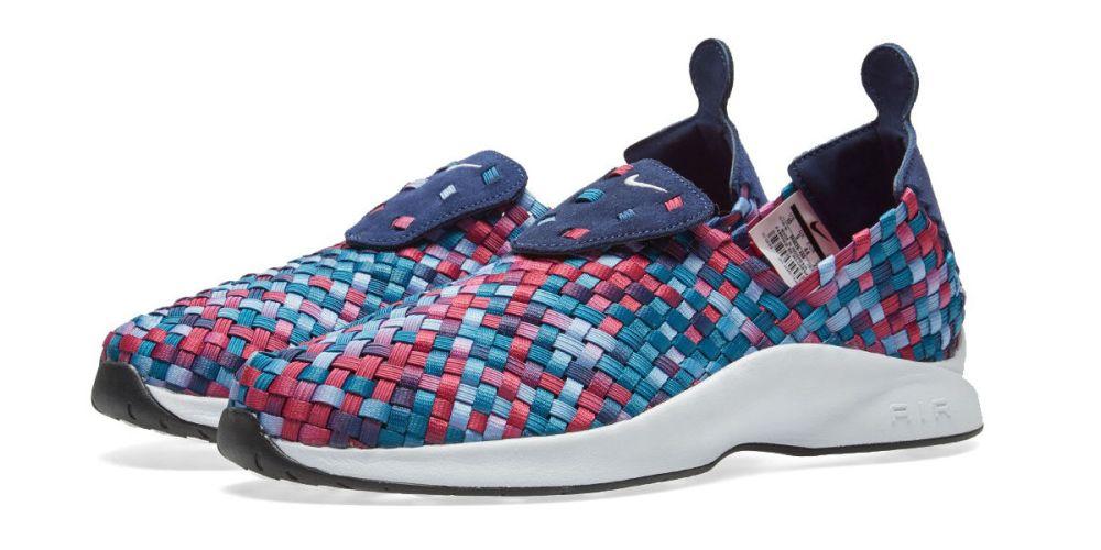 Nike Air Woven Premium Binary Blue