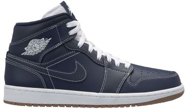 air jordan 1 mid jeter re2pect