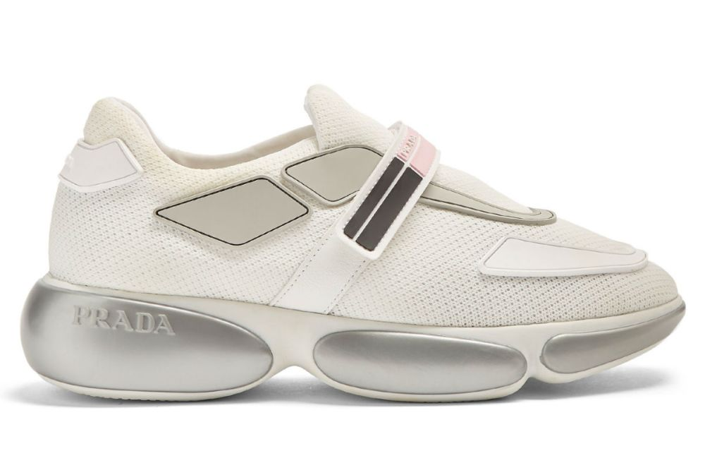 prada sneakers cloudbust