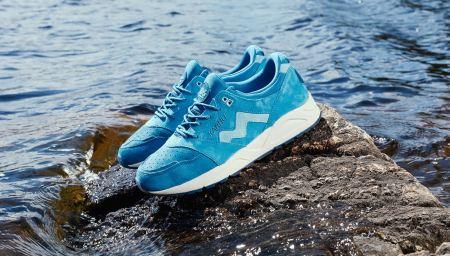 """Karhu Aria x Sneakersnstuff """"Land of a Thousand Lakes"""""""