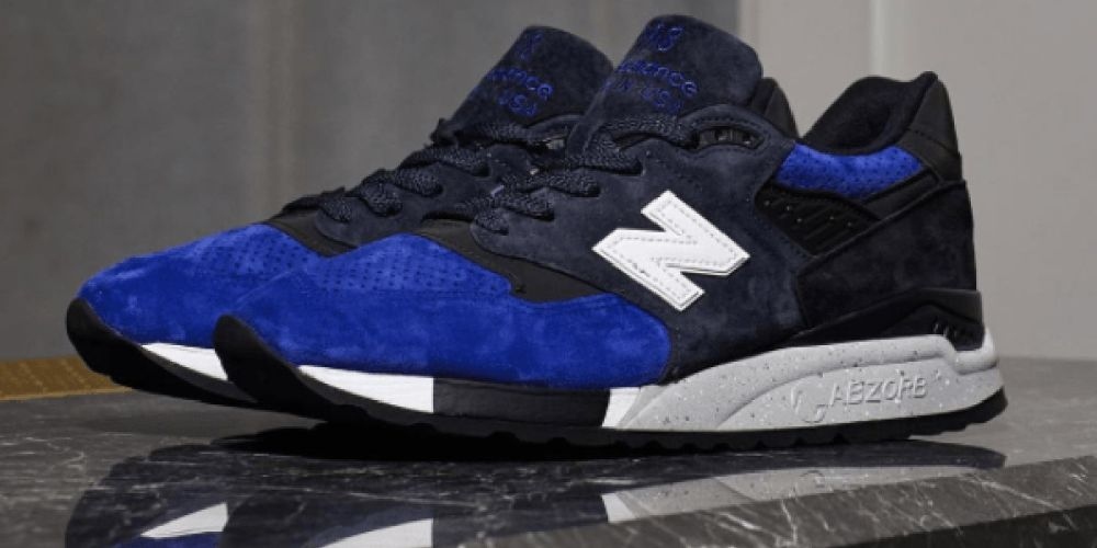 official photos 753ef 2808d Todd Snyder's New Balance 998: The Midnight City | Cult Edge