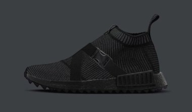 adidas nmd cs1 triple black the good will out