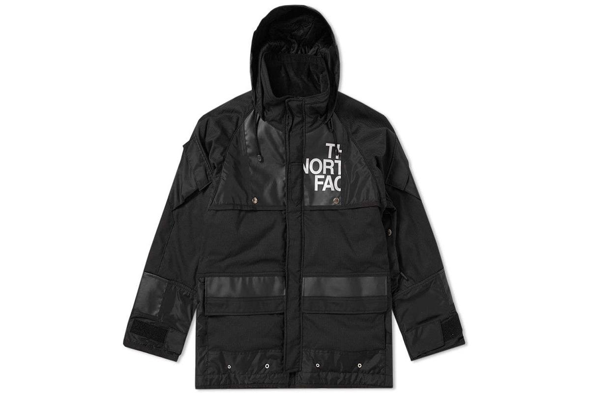 Junya Watanabe MAN x The North Face Nylon Duffle Jacket