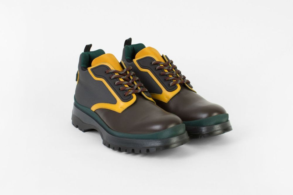 prada novo hiking boot multicolor