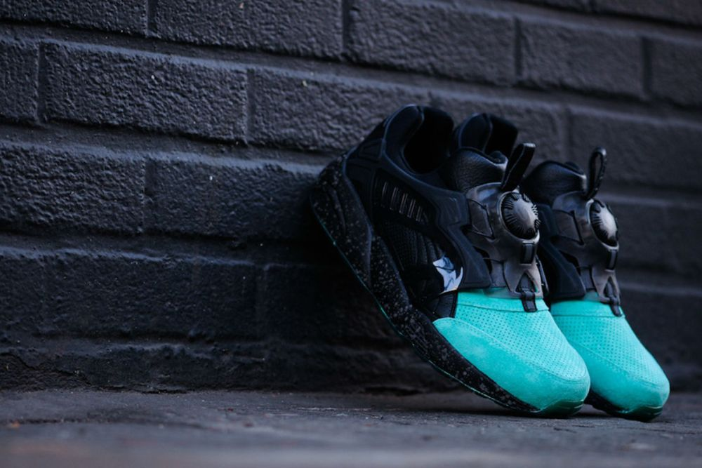 "Ronnie Fieg x Puma Disc Blaze ""Coat Of Arms"""