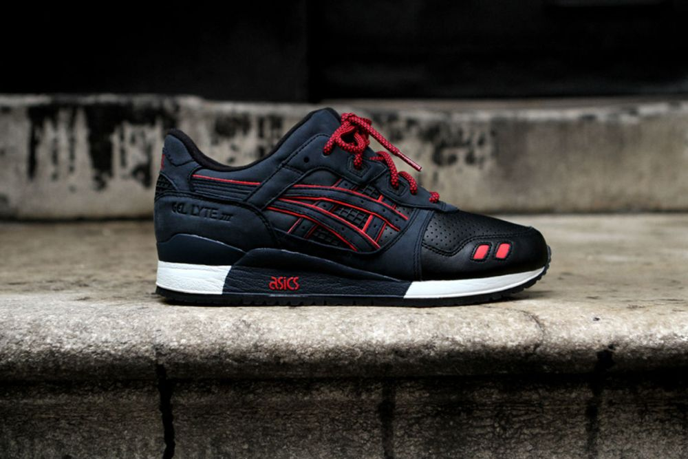 asics ronnie fieg gel lyte iii total eclipse