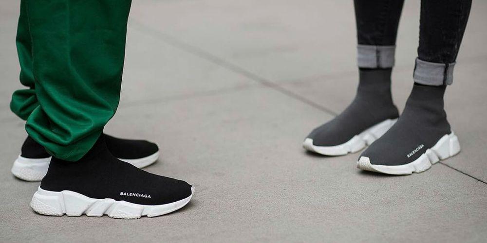 balenciaga best sneakers