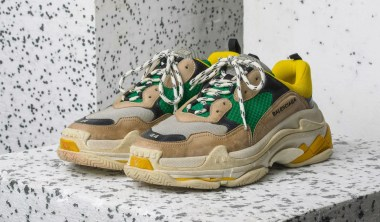 new balenciaga triple s