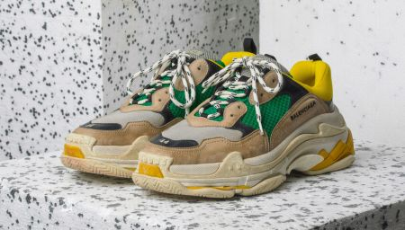 Balenciaga Triple S Sneakers: New Colorways Soon