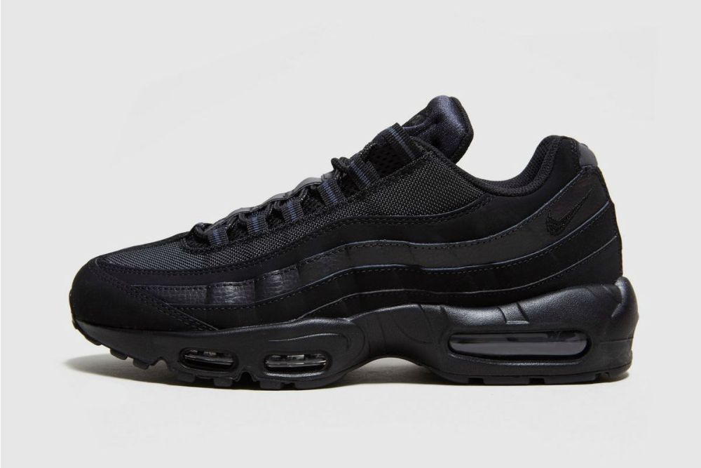nike air max 95 black obsidian