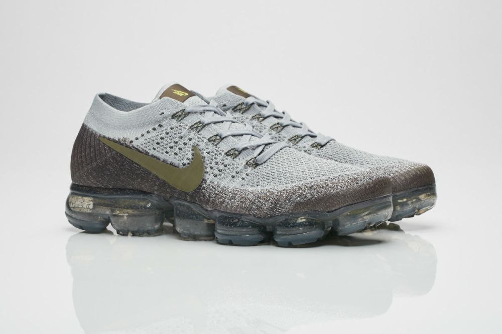 NikeLab Air Vapormax Flyknit Midnight Fog