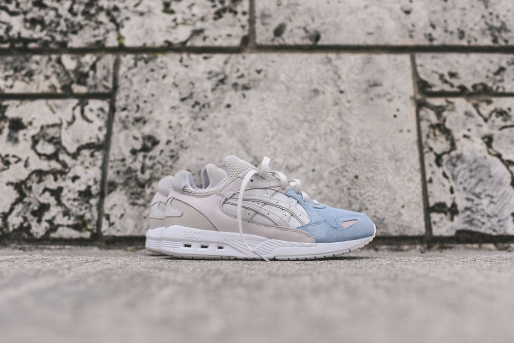 "Ronnie Fieg x Asics GT Cool Express ""Sterling"""