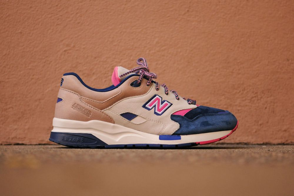 "Ronnie Fieg x New Balance 1600 ""Daytona"""