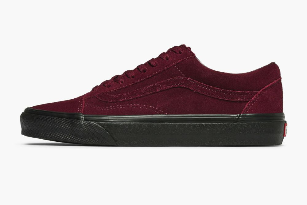 Vans Old Skool Black Outsole Port Royal