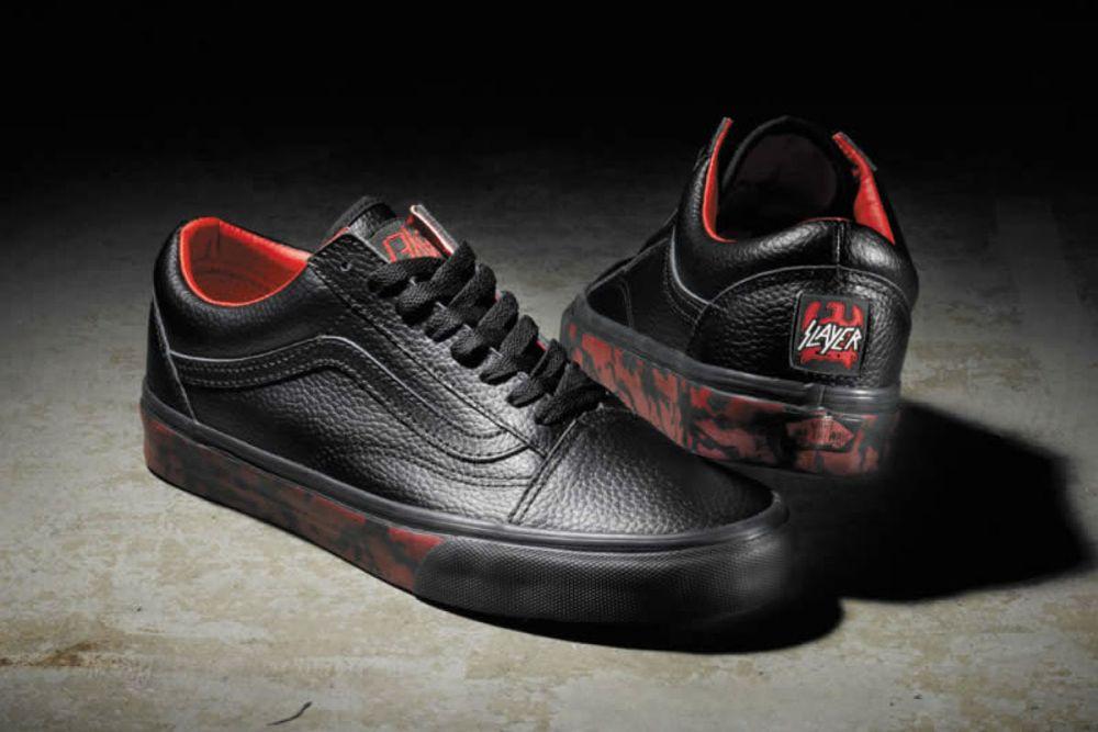 Vans Old Skool x Slayer