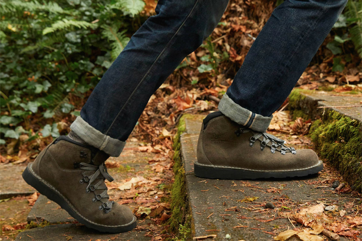 Danner x Tanner Goods Mountain Pass Humboldt