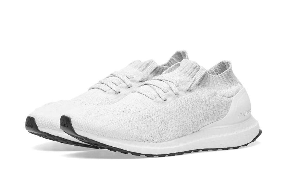 adidas Ultra Boost Uncaged Blanc / Noir Core