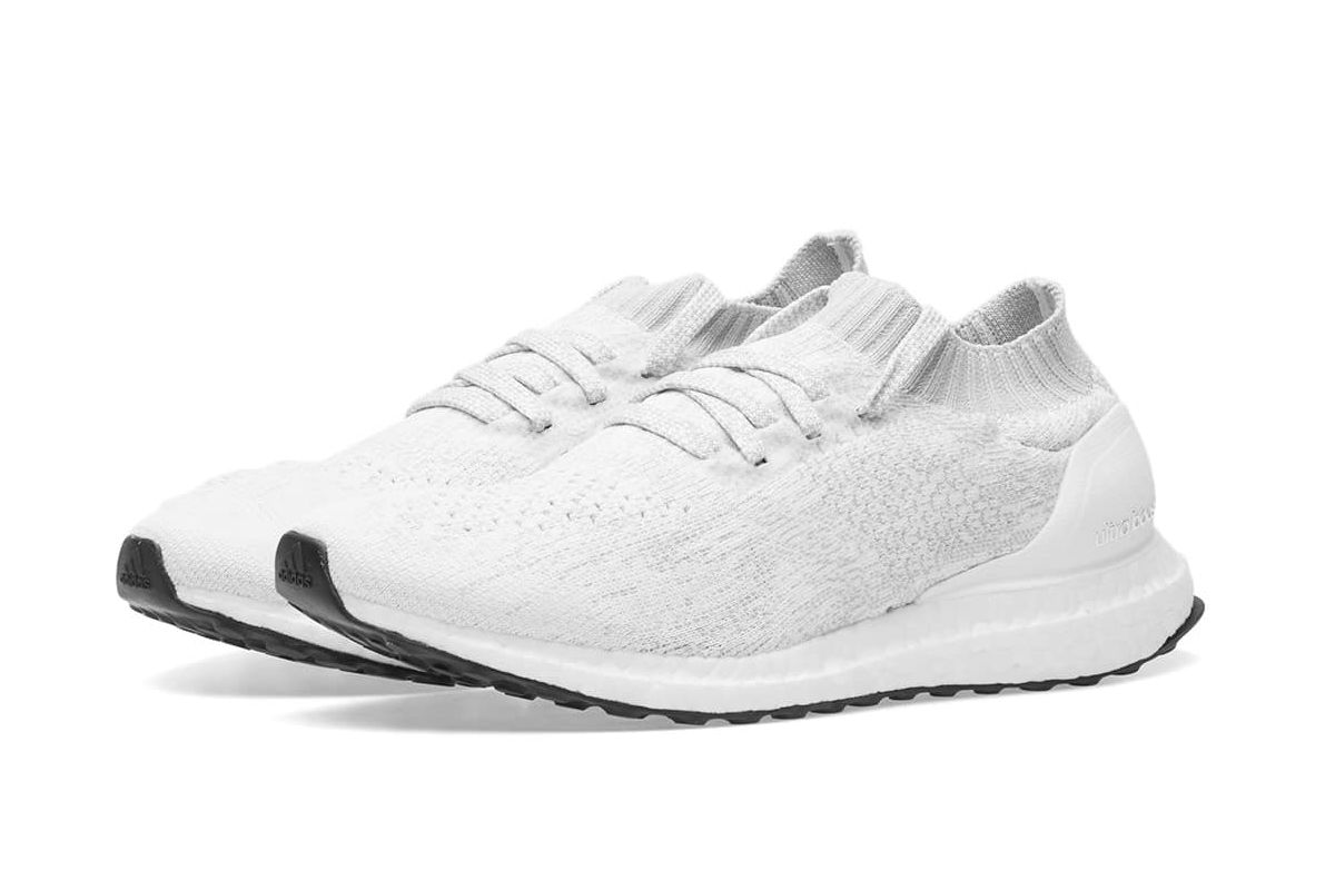 adidas Ultra Boost Uncaged White/Core Black