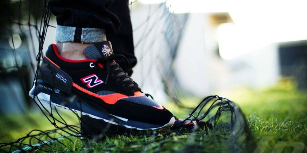 best new balance collaborations  crooked tongues x new balance 1500 black  beard 42703679d4