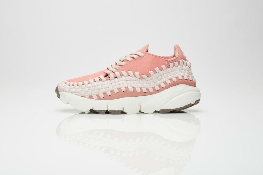 Nike Sportswear Air Footscape Woven red stardust