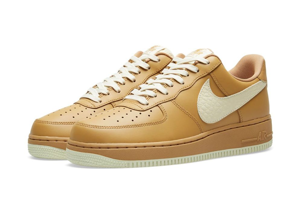 Nike Air Force 1 '07 LV8 Elemental Gold